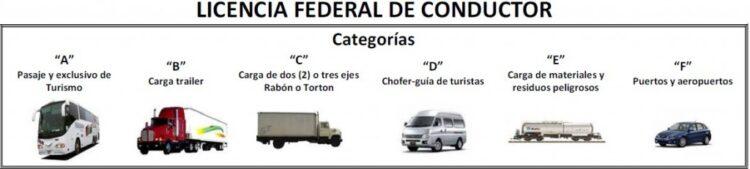 LICENCIA DE CONDUCIR FEDERAL DE MEXICO