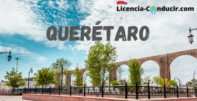 LICENCIA DE CONDUCIR QUERETARO