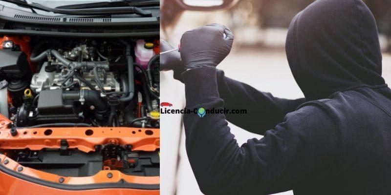 como saber si el motor de un auto es robado