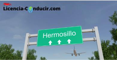 licencia de conducir hermosillo